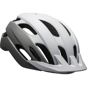 Bell Trace LED Helm matte white/silver